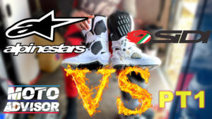 alpinestars tech 10 vs sidi atojo
