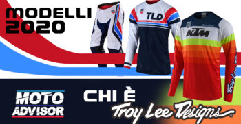 troy lee designs UNBOXING MODELLI 2020