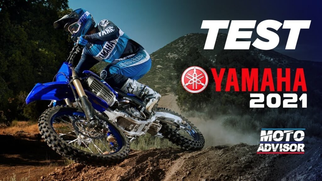 TEST NEW Yamaha YZF 250 & YZF 450 2021