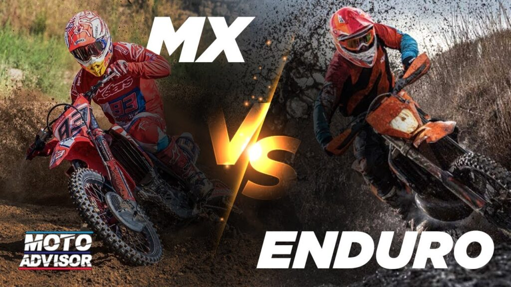 Enduro Vs Motocross